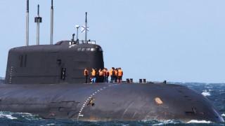 """Руска атомна подводница от класа на """"Курск"""" с отказал двигател до Дания, Русия отрича"""