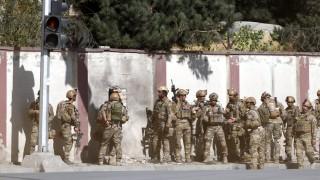Въоръжени щурмуваха телевизия в Кабул, има загинали