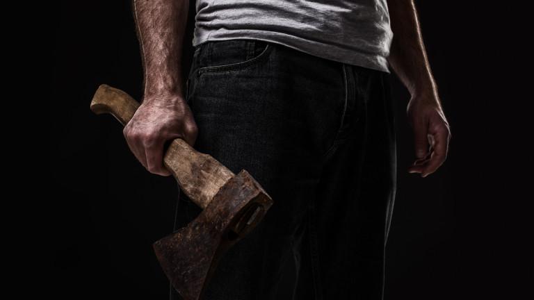 40-годишен вилнее с брадва и пушка из сливенско село