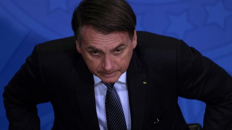 Болсонару облекчи стриктните закони в Бразилия за внос и притежание на оръжие