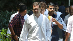Индийският опозиционен лидер Рахул Ганди подаде оставка