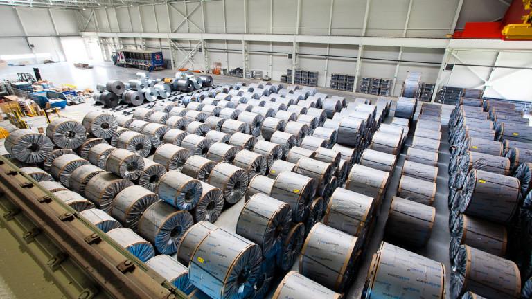 Европейската комисия съобщи, че въвежда свои мита върху вноса на