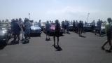 Ретро коли от 7 страни участваха на парад в Бургас