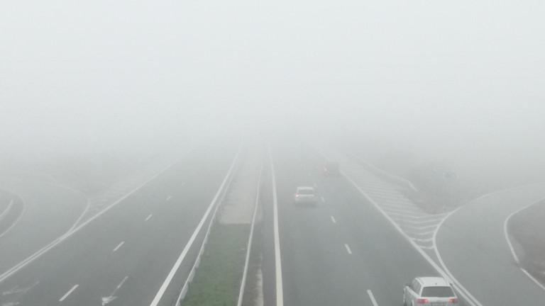 Информация за състоянието на републиканските пътища предоставена от АПИ. Температурите