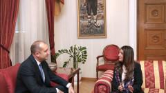 Инвестициите, армията и енергетиката обсъдиха Радев и Мустафа