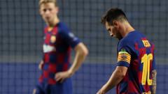 Нищо не може да разубеди Меси, аржентинецът напуска Барселона