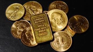 Златото надхвърли $1 600