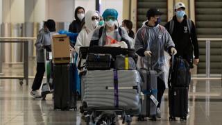 В Хонконг притеснени от скок в заразените от коронавирус заради пристигащите от чужбина