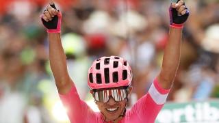 Серхио Игита с първа победа на Вуелтата