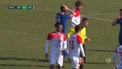 Футболът в Беларус продължава с пълна сила, 5 дузпи в един мач