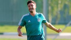 Германия без основен защитник срещу Мексико