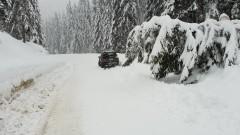 Смолян постепенно излиза от снежния капан