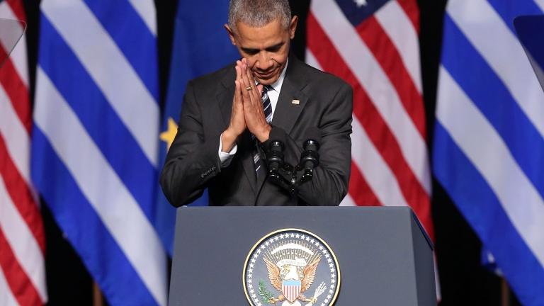 САЩ ще продължат ангажимента си към НАТО и при Тръмп, увери Обама