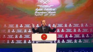 Защо подкрепяте терористи, попита Ердоган Меркел