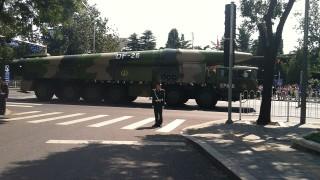 Нови модерни ракети на въоръжение в армията на Китай