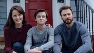 Крис Евънс е баща, борещ се за сина си