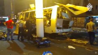Двама загинали и 20 ранени при взрива във Воронеж
