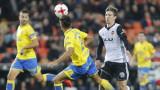 Валенсия победи Лас Палмас с 4:0 за Купата на Краля