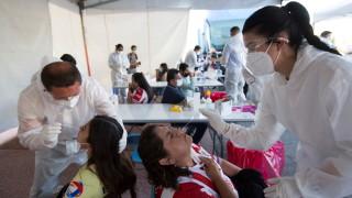 Мексико с още 1300 заразени с коронавирус