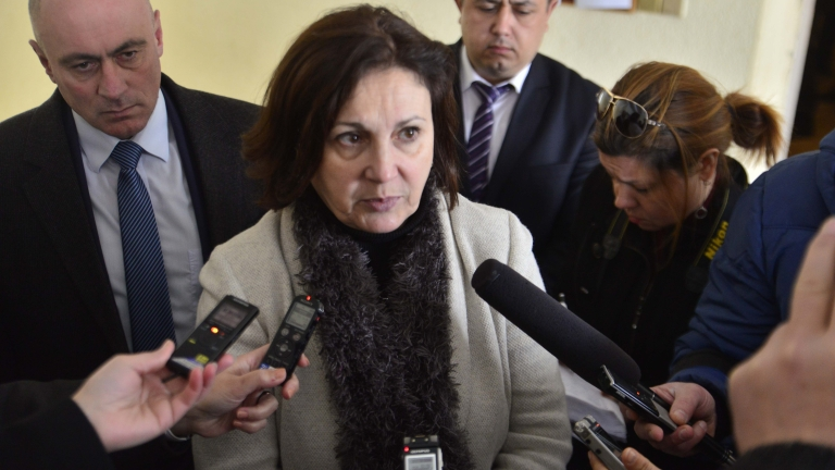 Бъчварова препоръча битката в МВР с корупцията и на другите ведомства