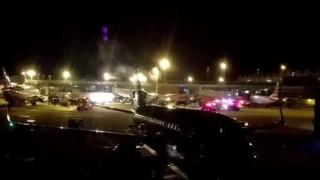 """Летището """"Роналд Рейгън"""" във Вашингтон остана без ток за повече от час"""