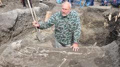 Откриха гроб на вампир на Перперикон