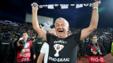 Крушарски към Левски: Стига са ревали, събличам се и аз ще играя