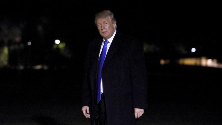 Президентът на САЩ Доналд Тръмп вярва, че руският лидер Владимир