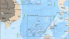 САЩ за първи път при Тръмп изпратиха боен кораб в спорното Южнокитайско море