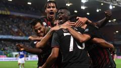 Милан победи с мъка Самп