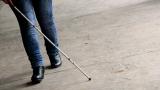 Само около 5 % от слепите българи имат работа