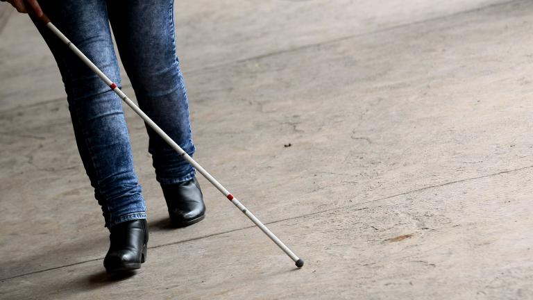 Малцина от хората с нарушено зрение у нас имат работа