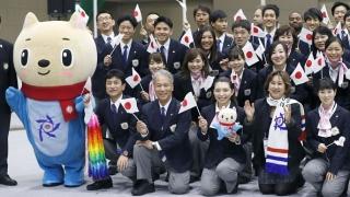 Почетните стълбички на Олимпиадата в Токио ще бъдат изработени от рециклирана пластмаса