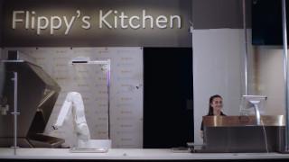 Робот прави перфектните бургери