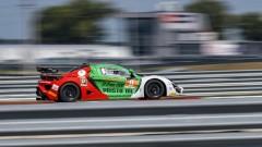 Влъчков и Маршавелов под номер 5 във второто състезание от GT4 в Словакия