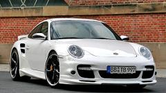 TechArt тунингова новото Porsche 911 Turbo