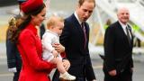 Принц Уилям и Кейт разделени?