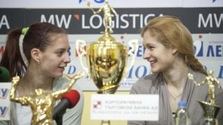 Сестри Стоеви продължават в следващия кръг без игра