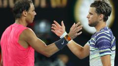 Надал призна, че е подкрепял Тийм срещу Джокович