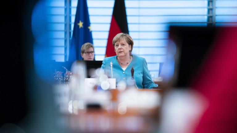 Правителството на германския канцлер Ангела Меркел одобри втори допълнителен бюджет