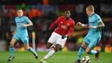 Вижте как Юнайтед помля от бой Фейеноорд