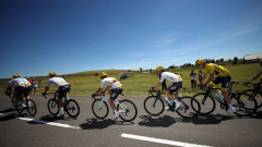 Бауке Молема спечели етап №15, Крис Фрум запази жълтото трико