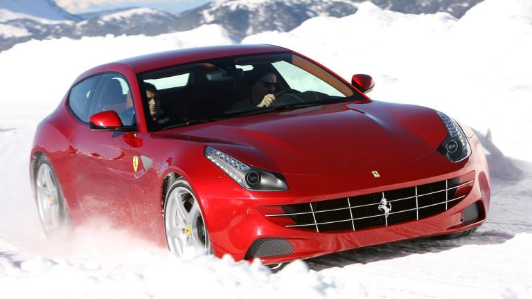 Ferrari най-сетне e на път да се предадеи да представипървия