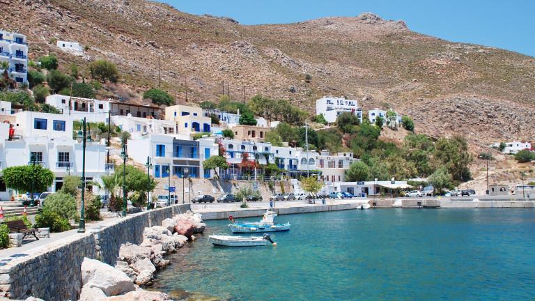 Малкият и не много известен гръцки остров Тилос е на