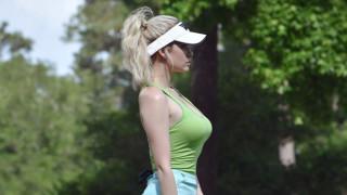 Това ли е най-секси състезателката по голф