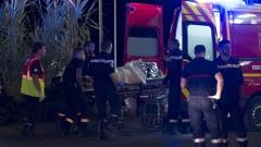 Атентаторът от Ница имал петима съучастници, според разследващи