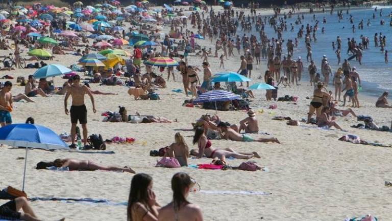 Над 80% е срива на международните туристи. За сметка на