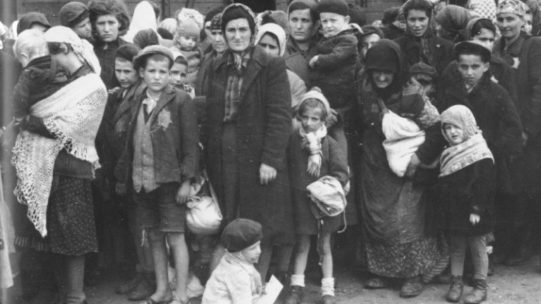 75 г. от спасяването на българските евреи от нацистките лагери на смъртта