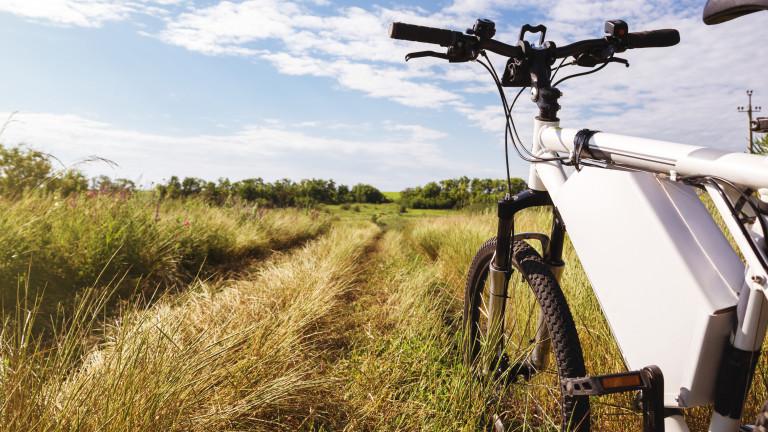 На Витоша - вече и с електрически велосипеди