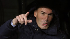 Зинедин Зидан: Играчите искат да спечелят трофей, това е в ДНК-то на Реал (Мадрид)
